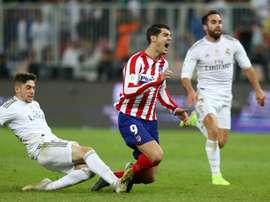 Valverde apologises to Morata