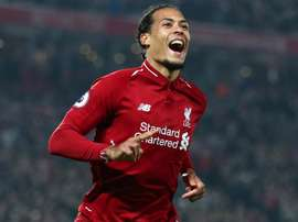 Van Dijk is in running for PFA player of the year award. GOAL