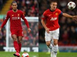 Rio Ferdinand preferisce Vidic a Van Dijk. Goal