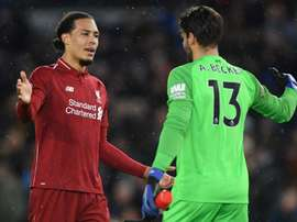 The two Liverpool men were included. GOAL