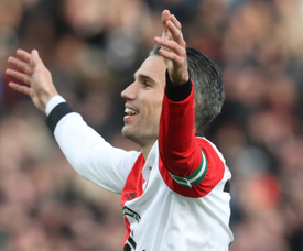 The Feyenoord captain hailed his side's quality in the derby match. GOAL