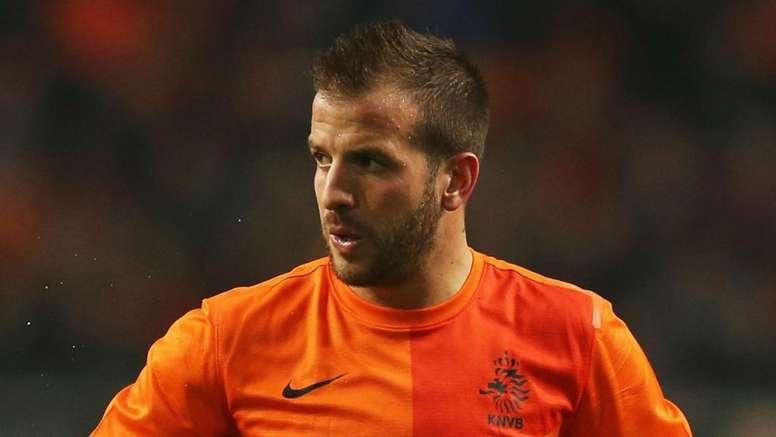 Rafael van der Vaart has announced his retirement. GOAL