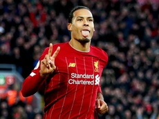 Van Dijk: Liverpool don't feel unbeatable