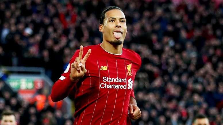 Van Dijk: Liverpool don't feel unbeatable