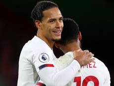 Virgil Van Dijk and Joe Gomez have been backed by Liverpool coach Jurgen Klopp. GOAL