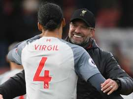 Klopp hails Liverpool's awards win