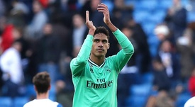 Varane was very happy with Real Madrid's performance after defeating Espanyol. GOAL