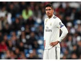 Le Real Madrid ne cèdera pas Raphaël Varane facilement. Goal