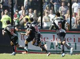 Vasco usa as redes sociais para fazer piada com o Fluminense. Goal