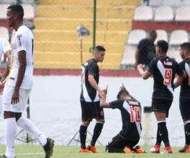 Imagens do Madureira - Vasco. GOAL