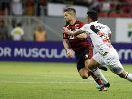Vasco x Flamengo 15/09/2018. Goal