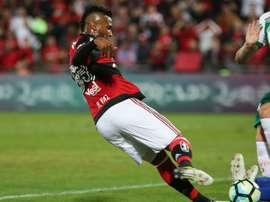 Vaz Flamengo Palmeiras Brasileirão 20 07 2017
