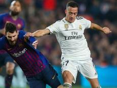 Real Madrid deserved more against Barca, says Vazquez