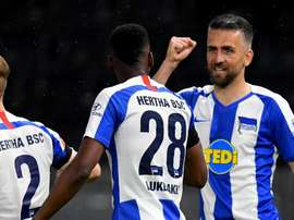 Le Hertha remporte le derby de Berlin. Goal