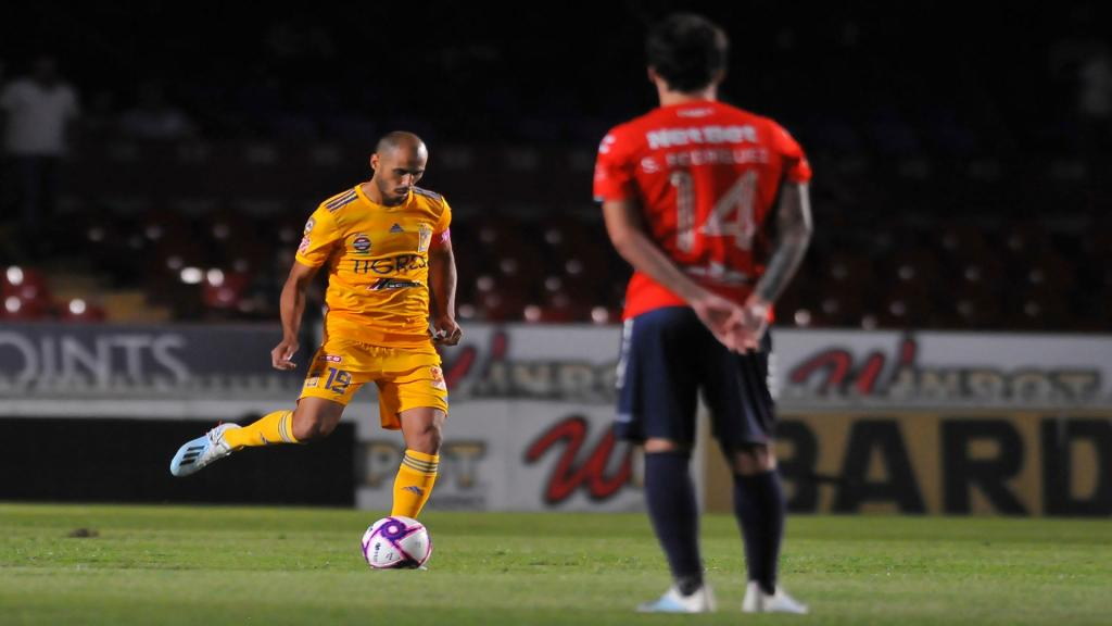 Veracruz slam Tigres after they score twice during players' strike
