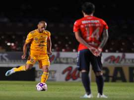 Veracruz players allow Tigres to score twice in protest over unpaid wages. GOAL