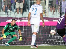 Vince la Fiorentina. Goal
