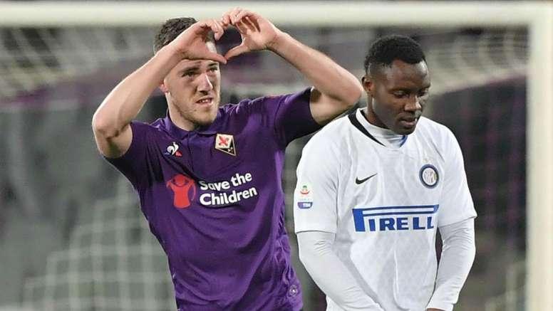 Veretout è della Roma. Goal