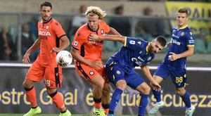Verona-Udinese 0-0: pareggio con poche emozioni, Musso miracoloso su Stepinski. Goal