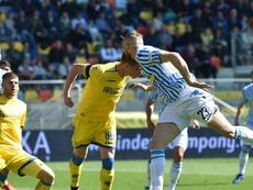 Vicari supera il Frosinone. Goal