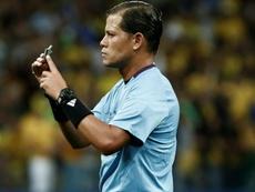 Sucessos e polêmicas de Víctor Carrillo, o árbitro de River Plate x Grêmio