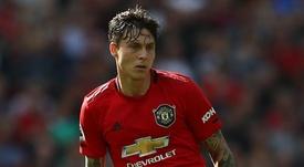 Lindelof's mentality important for Man United, says Solskjaer