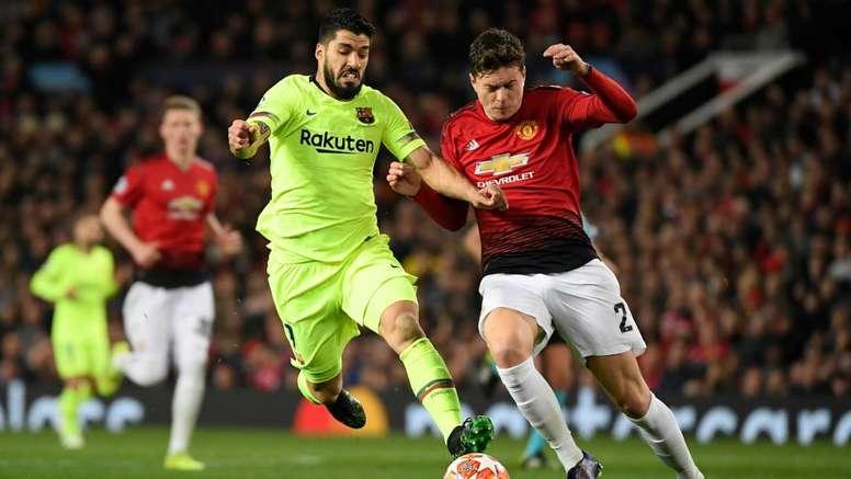 Champions: prováveis onzes de Barcelona e United. Goal