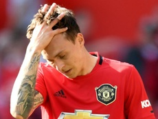 Lindelof signe un nouveau contrat avec Manchester United. Goal