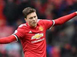 Lindelof est ravi de sa première saison à United. Goal