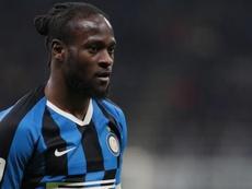 Victor Moses veut rester à l'Inter. GOAL
