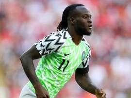 Moses prend sa retraite internationale à 27 ans. Goal