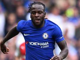 Moses fait partie du gratin du football africain. Goal