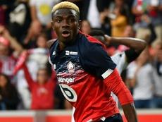 Victor Osimhen a des objectifs personnels très élevés. Goal