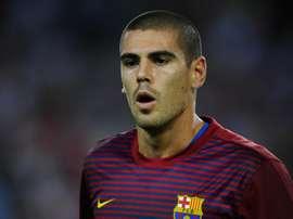 Valdes back at Barcelona as under-19 coach. GOAL