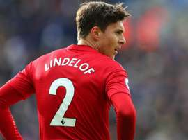 Lindelof signs new United deal. GOAL