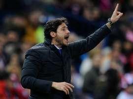 Victor Sanchez del Amo has been sacked as Malaga manager. GOAL