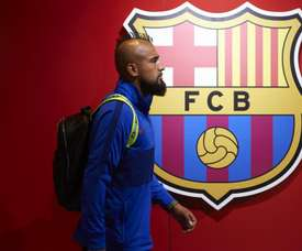 Valverde discusses Vidal future