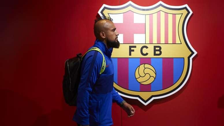 Valverde discusses Vidal future