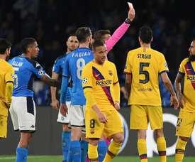 Barcellona decimato al ritorno. Goal
