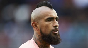Arturo Vidal will be hoping to lead Chile to a third consecutive Copa America. GOAL