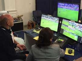 L'arbitrage vidéo va être mis en place dans le championnat des Pays-Bas. Goal