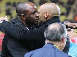 Vieira reunion felt really weird - Henry