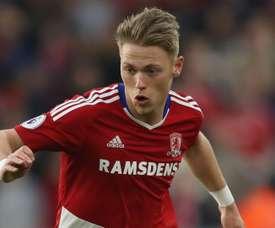 Viktor Fischer has joined Mainz from Middlesbrough. GOAL