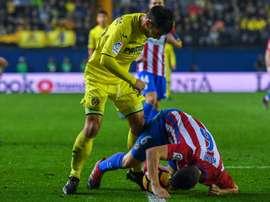 Villarreal Atletico Madrid