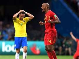 Kompany explica como a bélgica eliminou o Brasil. Goal