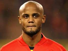 Kompany is back in the Belgium squad. GOAL