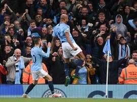 Il City batte il Leicester. Goal