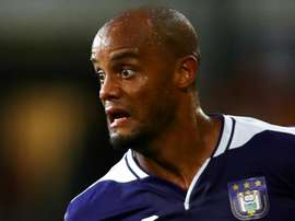 Kompany injured as Anderlecht lose