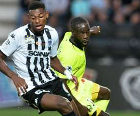 Angers gagne contre Lille. AFP