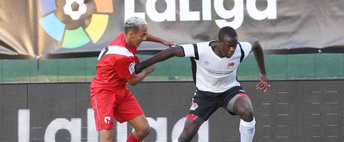 Boutobba regagne la Ligue 1. Goal